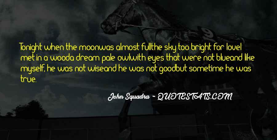 True Blue Love Quotes #46983