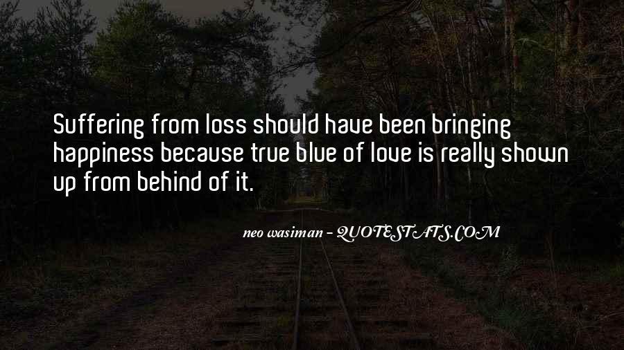 True Blue Love Quotes #511488