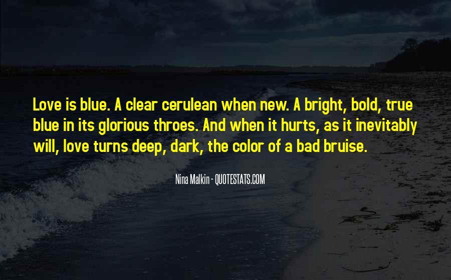 True Blue Love Quotes #657859