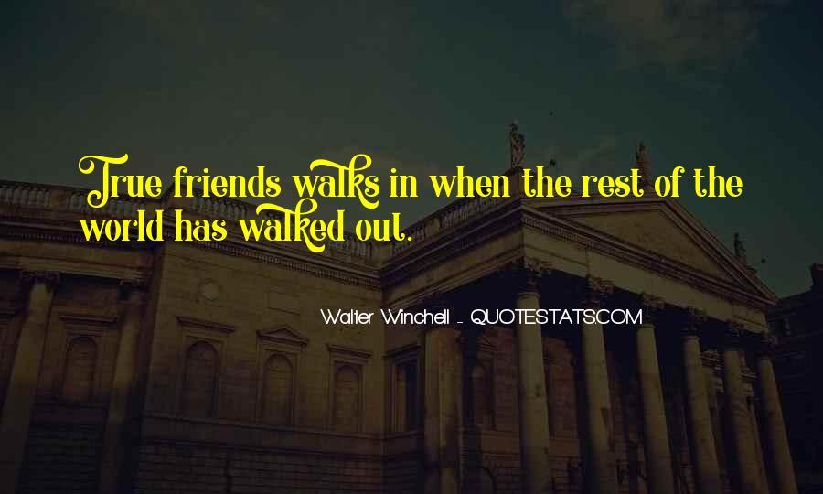 True Friends Inspirational Quotes #154785