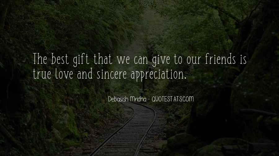 True Friends Inspirational Quotes #1778220