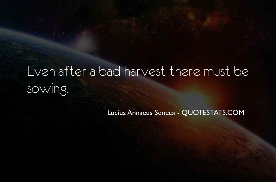 Quotes About Annaeus #1025969