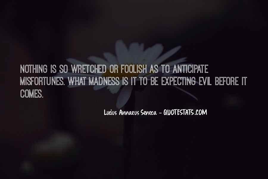 Quotes About Annaeus #1101791