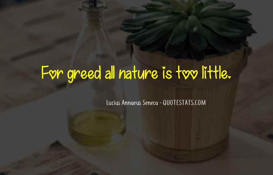 Quotes About Annaeus #1189106