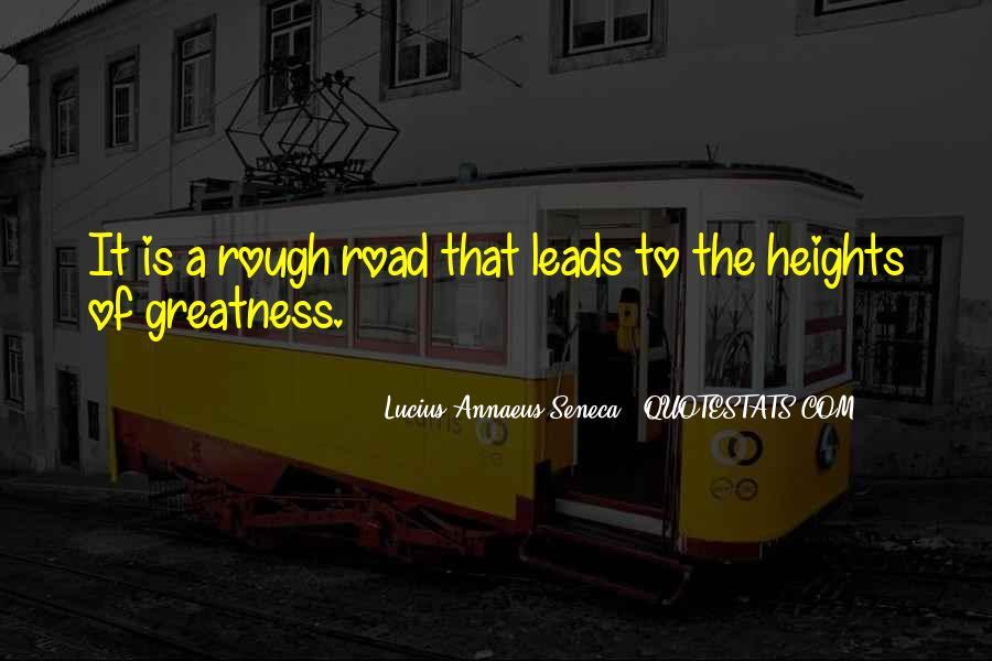 Quotes About Annaeus #1233658