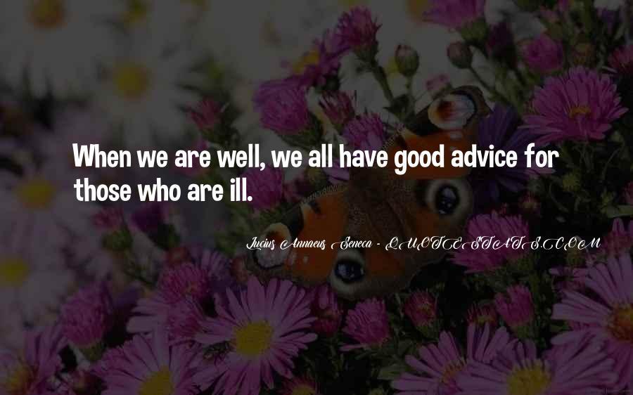 Quotes About Annaeus #1275395