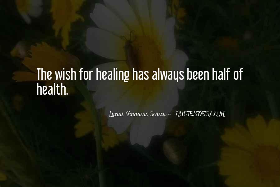 Quotes About Annaeus #1307977