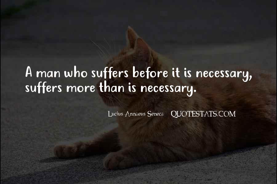 Quotes About Annaeus #13125
