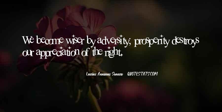 Quotes About Annaeus #133275