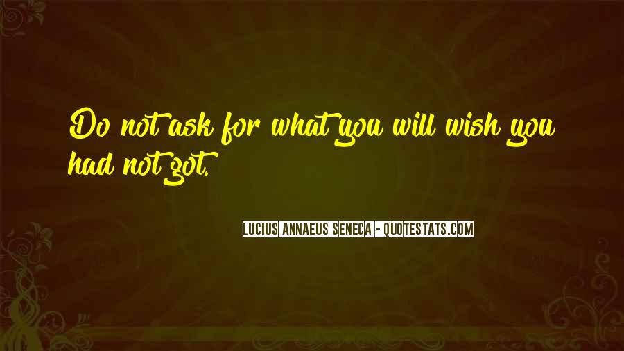 Quotes About Annaeus #172594
