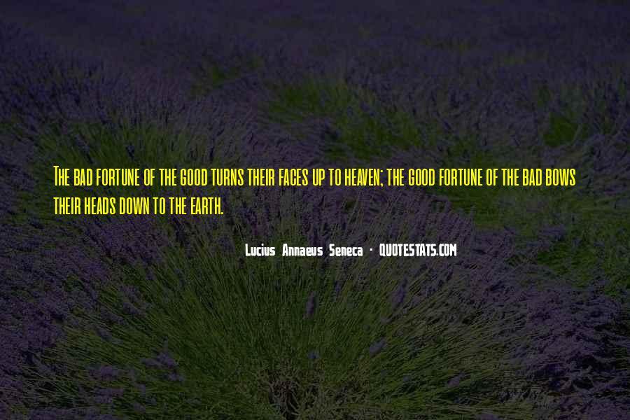 Quotes About Annaeus #187902