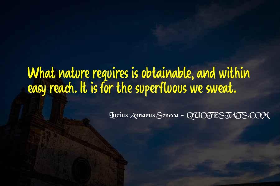 Quotes About Annaeus #212148