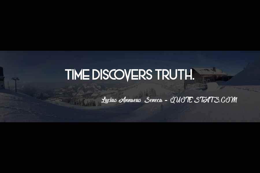 Quotes About Annaeus #265317