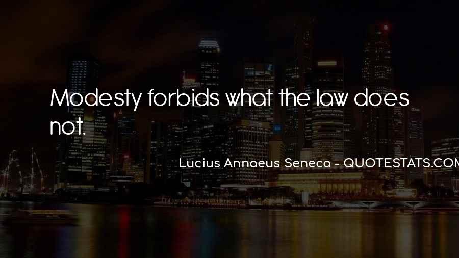 Quotes About Annaeus #265433