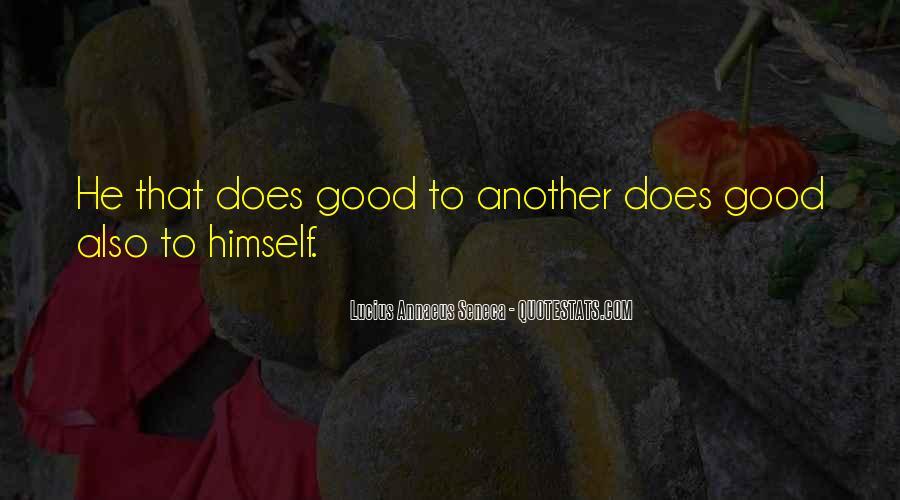 Quotes About Annaeus #390696