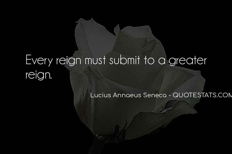 Quotes About Annaeus #404575