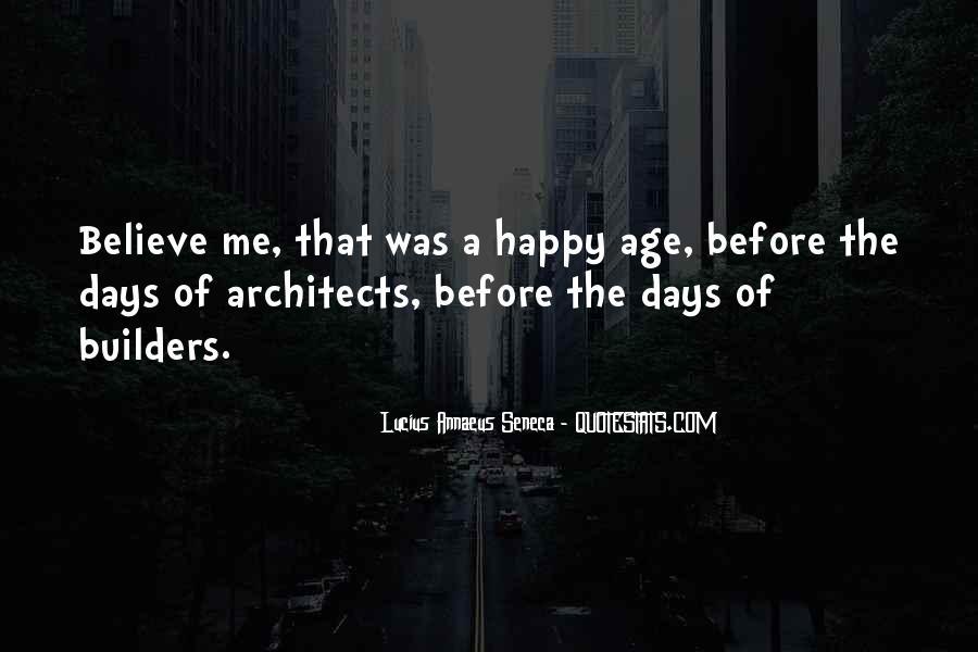 Quotes About Annaeus #566567