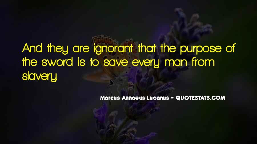 Quotes About Annaeus #618798