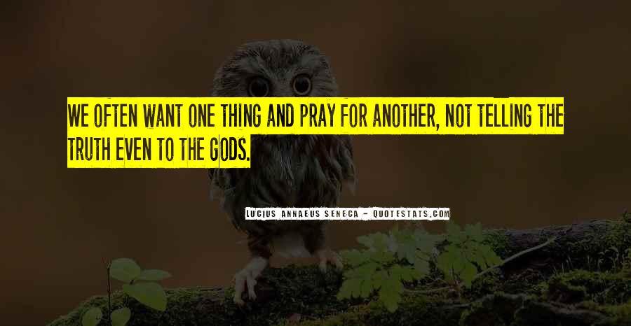 Quotes About Annaeus #709628