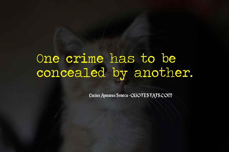Quotes About Annaeus #735604