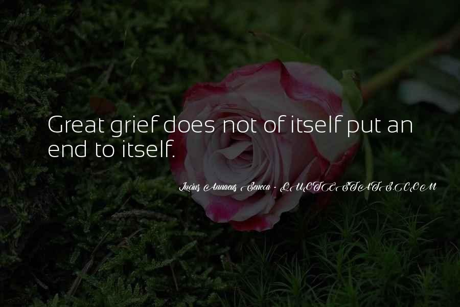 Quotes About Annaeus #739343