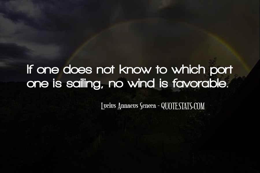 Quotes About Annaeus #753463