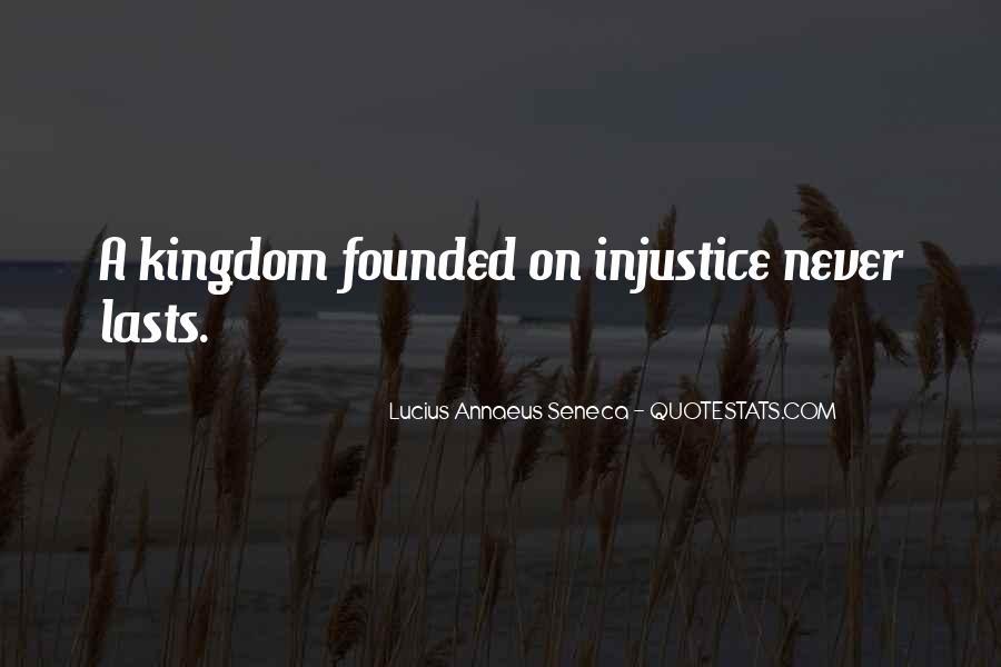 Quotes About Annaeus #772671