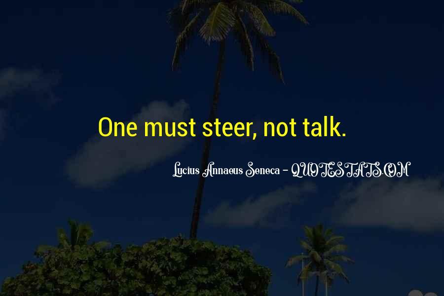 Quotes About Annaeus #877600