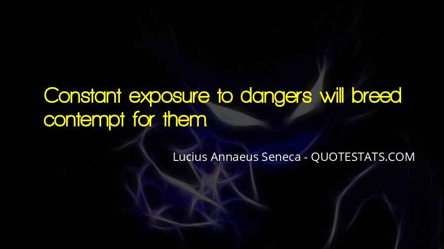 Quotes About Annaeus #900528