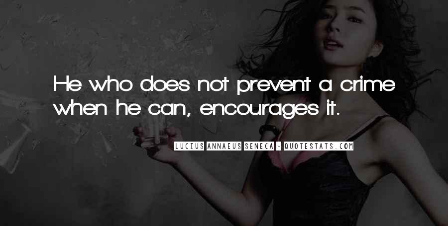 Quotes About Annaeus #903615