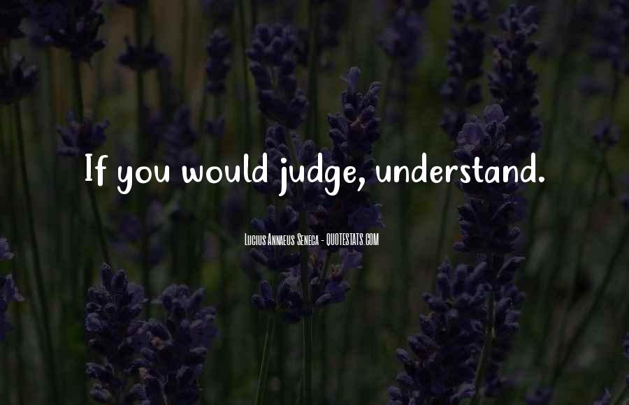 Quotes About Annaeus #904339