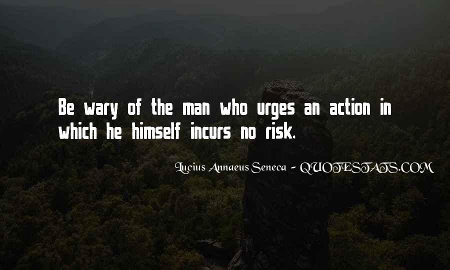 Quotes About Annaeus #920355