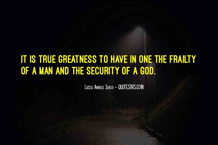 Quotes About Annaeus #925576