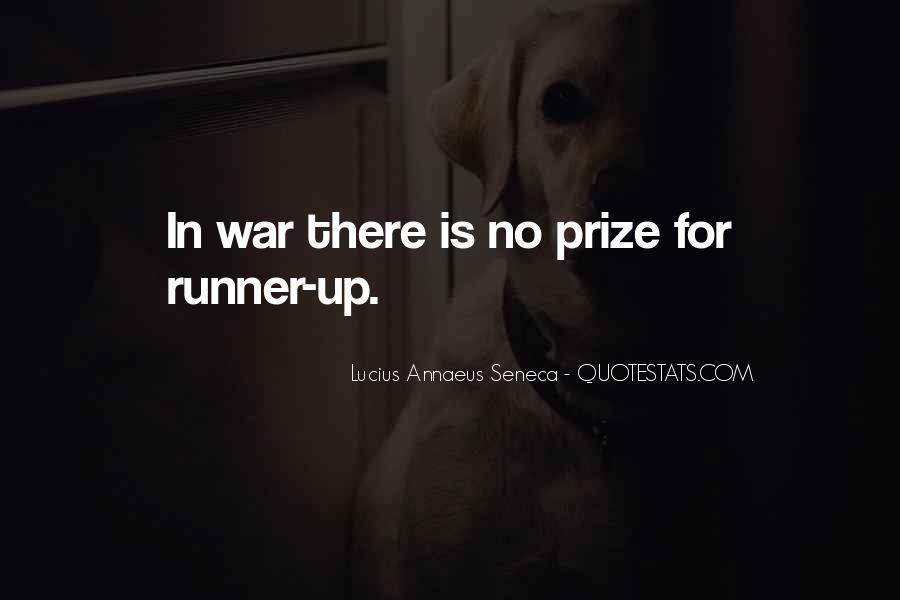 Quotes About Annaeus #931379