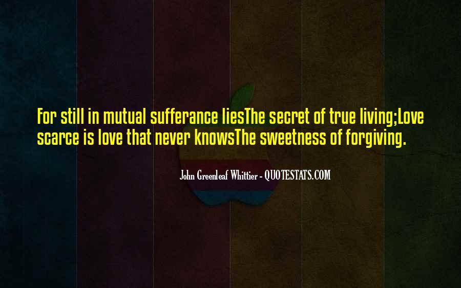 True Love Never Lies Quotes #1069667