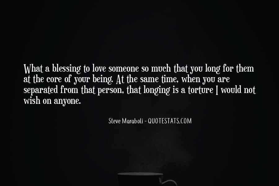 True Love Separated Quotes #1366071