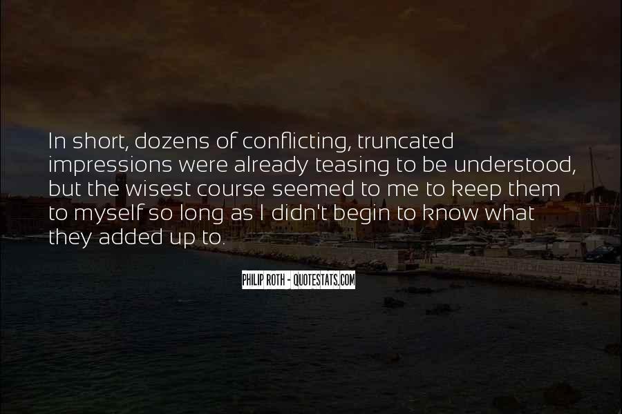 Truncated Quotes #140924