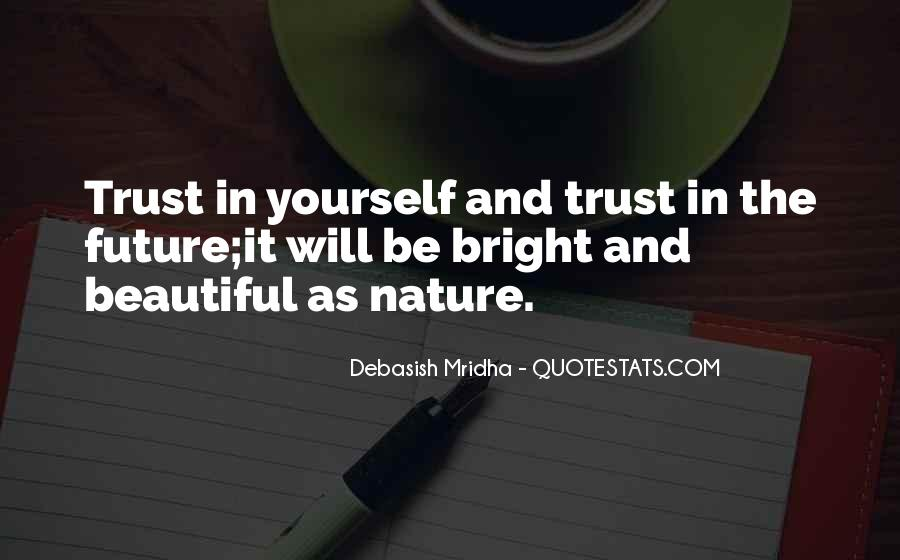Trust And Inspirational Quotes #140988