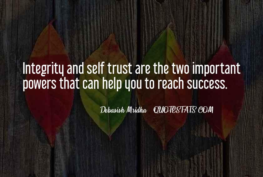 Trust And Inspirational Quotes #180198