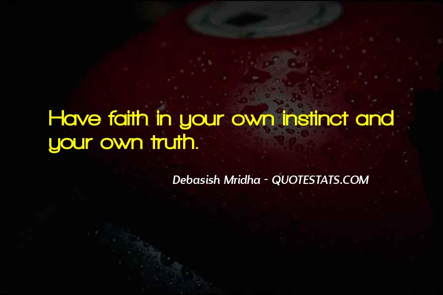 Trust And Inspirational Quotes #261859