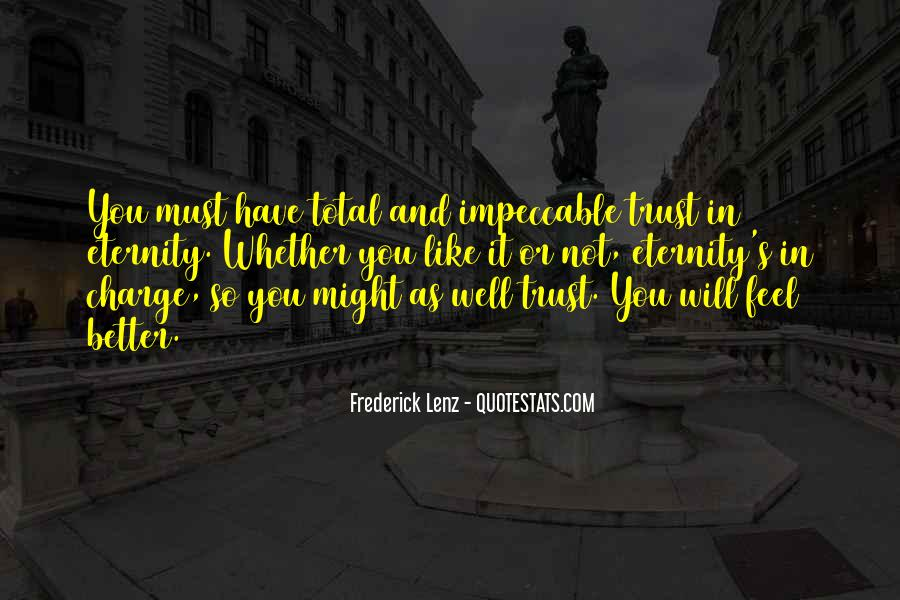 Trust And Inspirational Quotes #34605