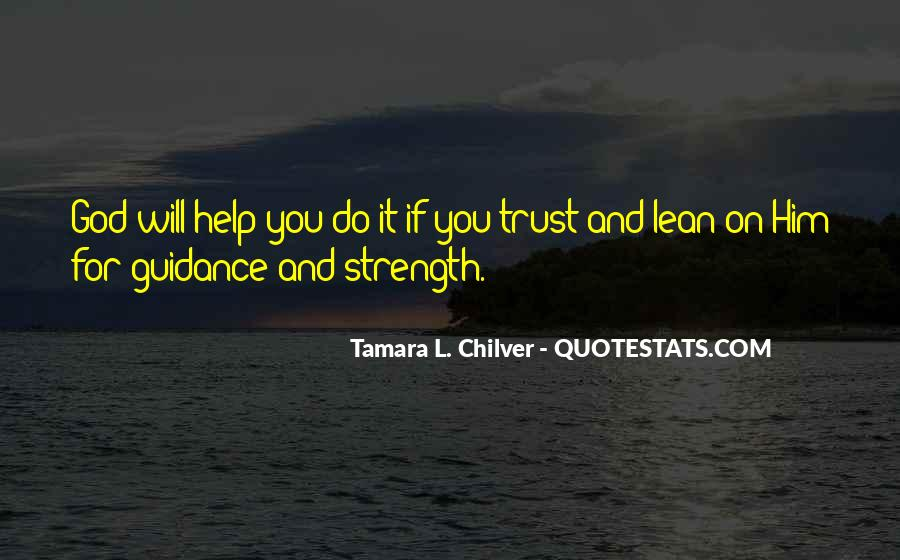 Trust And Inspirational Quotes #358103