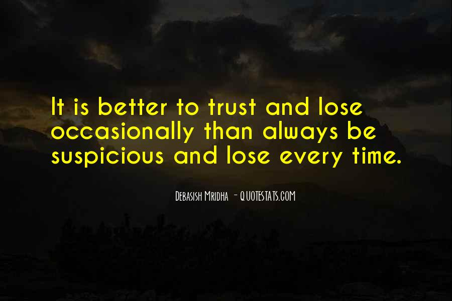 Trust And Inspirational Quotes #522151