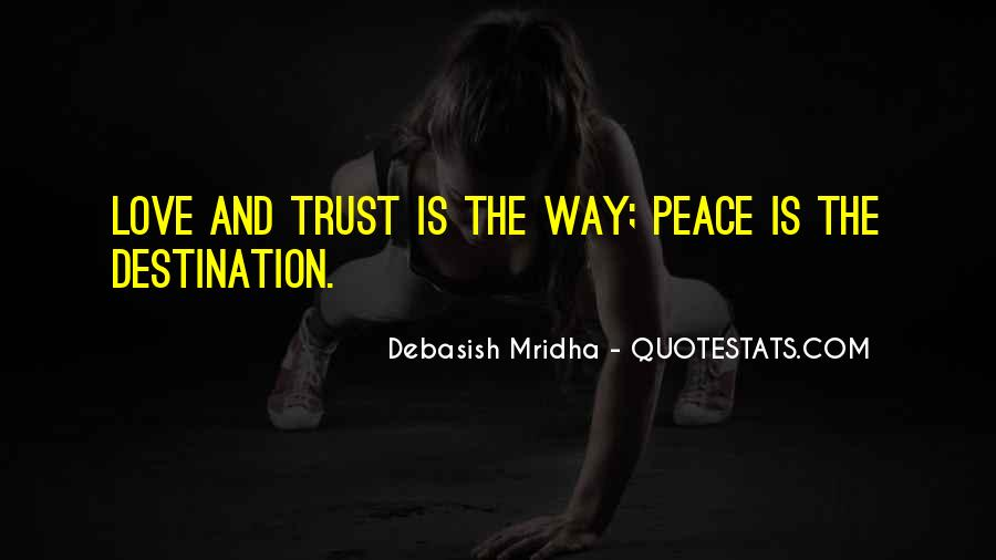 Trust And Inspirational Quotes #717101