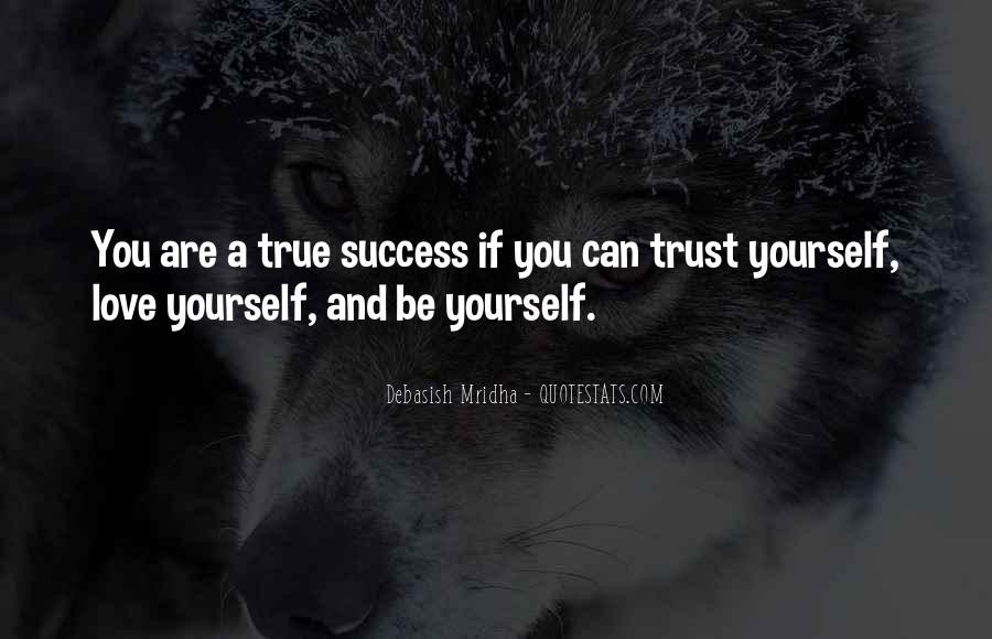 Trust And Inspirational Quotes #858498