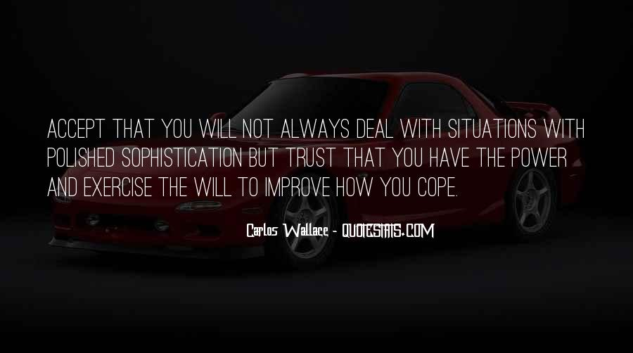 Trust And Inspirational Quotes #93308