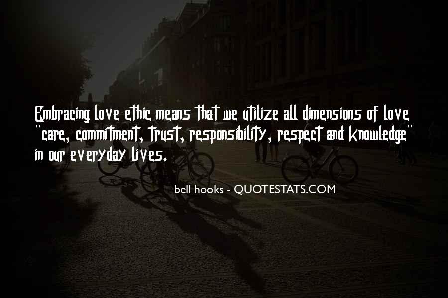 Trust Care Love Quotes #397030