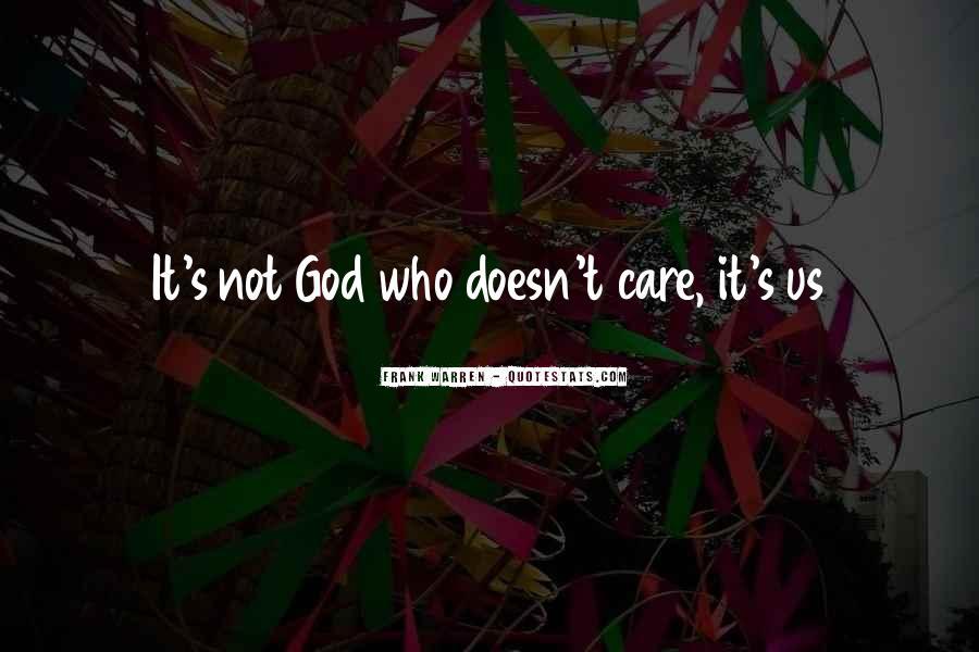 Trust Care Love Quotes #576648