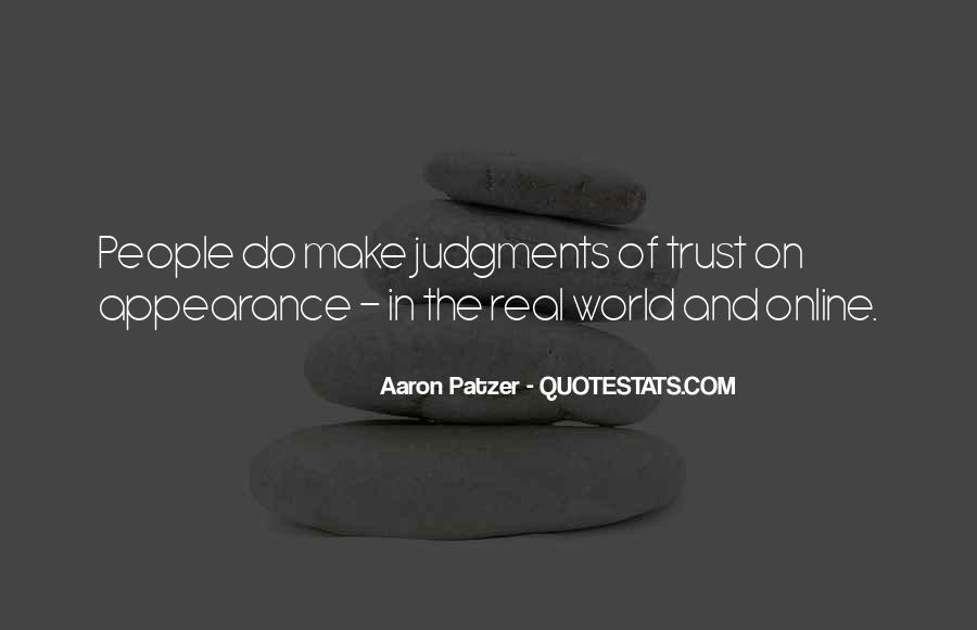 Trust Only Those Who Quotes #3462