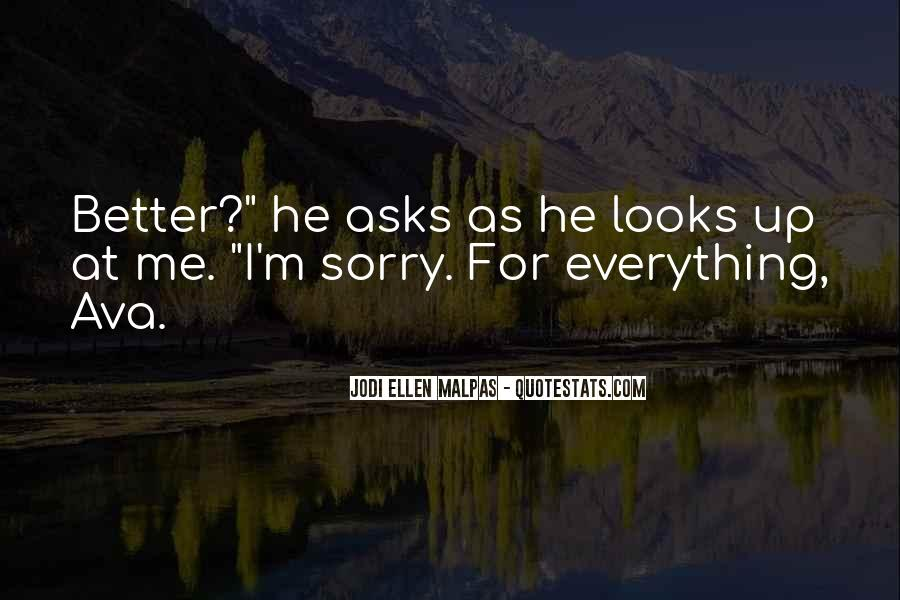 Trust Sayings And Quotes #1643692
